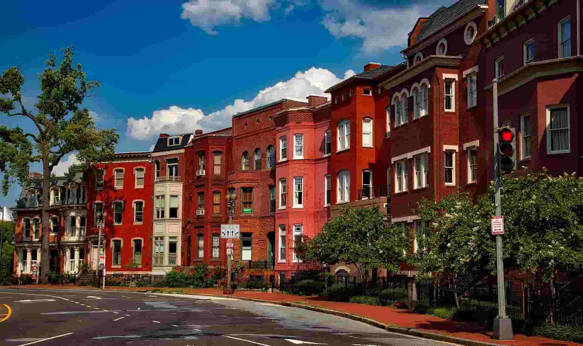 Washington DC rent rates